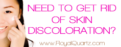 Need to Get Rid of Skin Discoloration?