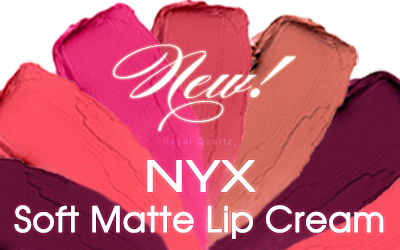 New NYX Cosmetics Listed!