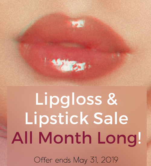 Month long listick sale on RoyalQuartz.com